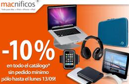Codigos promocionales para Macnificos.com