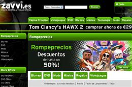 Ofertas de videojuegos al -50% en los RompePrecios de Zavvi