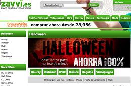 Codigos promocionales Halloween 2010: Consigue 3€ y 5€ de descuento con estos codigos descuento en Zavvi