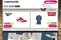 Codigo descuento LaCommunite: Consigue 5 euros de descuento con este codigo promocional en exclusiva