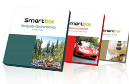 Calendario fotográfico gratis por la compra de cualquier paquete de experiencias SmartBox