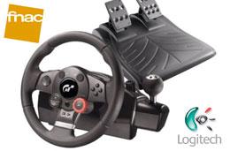 Nuevo codigo descuento en Fnac.es: 30 euros de descuento en el volante Logitech Driving Force GT