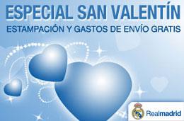 Ofertas en la tienda Real Madrid: Estampación y gastos de envío gratis