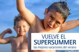 SuperSummer Barcelo Hotels: Niños gratis y 25% de descuento en hoteles Barcelo