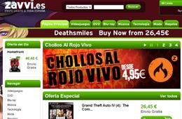 Codigos promocionales Zavvi Julio 2012