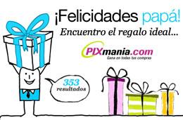 Buscador regalos Dia del Padre en Pixmania.com