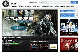 Codigo promocional en EAStore para tener un 20% de descuento en todos sus juegos