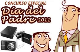 Participa en nuestro Concurso Día del Padre 2011 y consigue uno de nuestros 8 regalos
