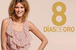 8 Días de Oro en El Corte Inglés: Del 1 al 17 de Abril de 2011 con ofertas exclusivas