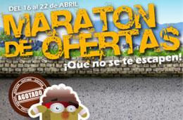 Maraton de Ofertas en El Corte Ingles, nuevo especial de descuentos exclusivos y existencias limitadas