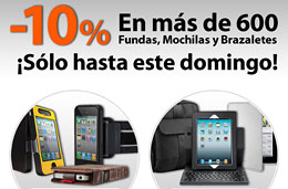 Cupon de descuento Macnificos de un -10% en fundas para iPad, iPod, iPhone y Mac