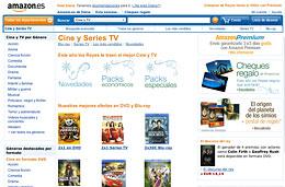 Codigo promocional de Amazon para tener 50€ de descuento y muchas más ofertas de cine en DVD y Blu-Ray