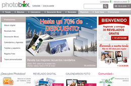 Ofertas para imprimir fotos con Photobox