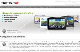Ofertas en GPS con descuentos de hasta el 40% en la tienda outlet de TomTom