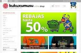 Rebajas de verano en Kukuxumusu con descuentos de hasta el 50%
