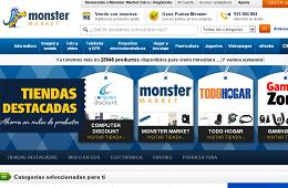 Vales descuento para utilizar en Monster Market