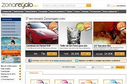 Descuentos en Cajas Experiencia de hasta el 80% en ZonaRegalo.com