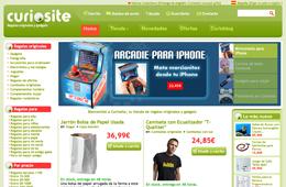 Cupon promocional para Curiosite de un 10% de ahorro adicional en toda la web