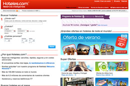 Codigo descuento de Hoteles.com para tener 10€ de ahorro
