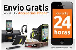 Codigo descuento en Macnificos para tener envío gratis en los accesorios de iPhone durante 24h