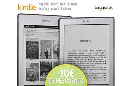 Código descuento Kindle Amazon