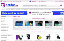 Cupón de descuento de Octilus para tener un -15% de descuento en toda su tienda online de accesorios para móviles