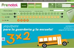 Codigo descuento en Prenatal para tener 10€ de descuento extra en su tienda online