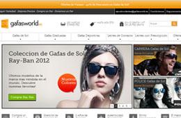 Código promocional en GafasWorld para tener un 10% de descuento en todos sus productos