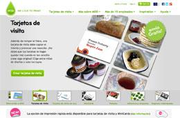 Codigo descuento en Moo.com para tener un 10% de descuento en toda la web