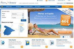 Códigos de descuento para Pierre&Vacances con 50€ de descuento en destinos de mar y montaña