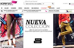 Códigos promocionales en Sarenza para tener 10, 15 ó 20€ de descuento en toda su zapatería online