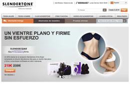 Codigo promocional de Slendertone en exclusiva para PromoCodigos con el que  tener un descuento de -10€