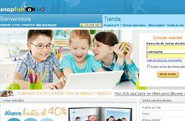 Cupon descuento promocional en Snapfish para imprimir fotos 10x15 a 0,01€ cada una