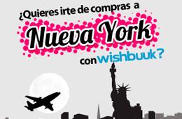 Wishbuuk sortea un viaje a Nueva York para irte de compras
