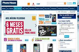 Descuentos en iPhone 4S rebajado 100€ en los 3 Días Locos de The Phone House