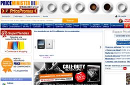 Cupon ahorro en PriceMinister para tener -7€ para ahorrar en la primera compra