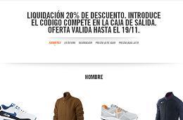 Codigos descuento Nike Store