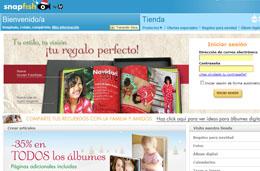 Cupón promocional de Snapfish para tener un -35% en la impresión de calendarios con vuestras fotos