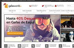Promociones y descuentos de GafasWorld
