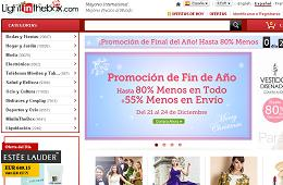 Promociones y descuentos de Light In The Box
