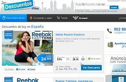 Ofertas y chollos con hasta el -80% durante 24h y 72h en Descuentos.com