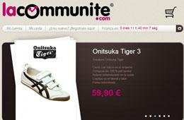 Código descuento en LaCommunite para tener un 5% de descuento en compras superiores a 20€