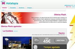 Ofertas y promociones de Hotelopia