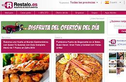 Descuentos de restaurantes con ahorro de hasta el 70% reservando en Restalo