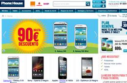 90€ de descuento en Samsung Galaxy SIII y SIII mini