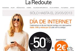 Ofertas y promociones de La Redoute