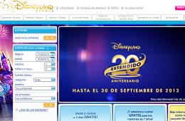 Ofertas y promociones de Disneyland París