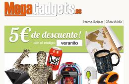 Ofertas y promociones de MegaGadgets