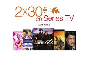 2x30€ en series en Amazon