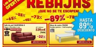 Ofertas en Venta-Única con descuentos de hasta el 89%